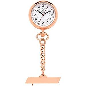 [ロイヤルロンドン]ROYAL LONDON 懐中時計 ナースウォッチ クォーツ 21019-03 【正規輸入品】