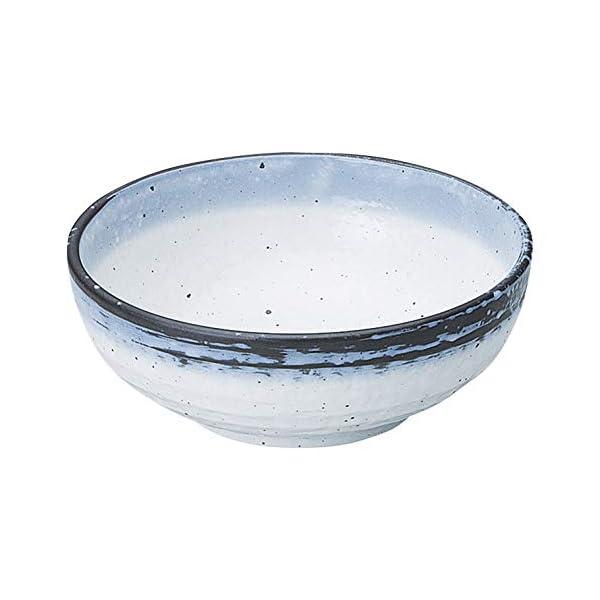 まるか光洋 小鉢 なごり雪 直径17×高さ6.2...の商品画像