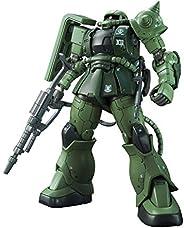 HG 機動戦士ガンダム THE ORIGIN ザクII C-6/R6型 1/144スケール 色分け済みプラモデル