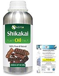 Shikakai (Acacia concinna) 100% Natural Pure Oil 2000ml/67 fl.oz.