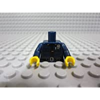 レゴ ミニフィグ 【トルソー】 1311_Dark Blue
