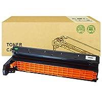 互換性ありOKI C5600 5650 5700 5750 5800 5850 5900 5950 5500レーザープリンタードラムラック用OKI C5600トナーカートリッジと互換性あり,黒