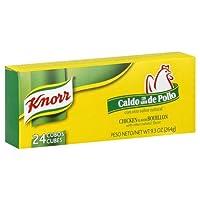 Knorr クノールメキシコ スペイン料理用チキンブイヨン調味料 88 g 並行輸入品