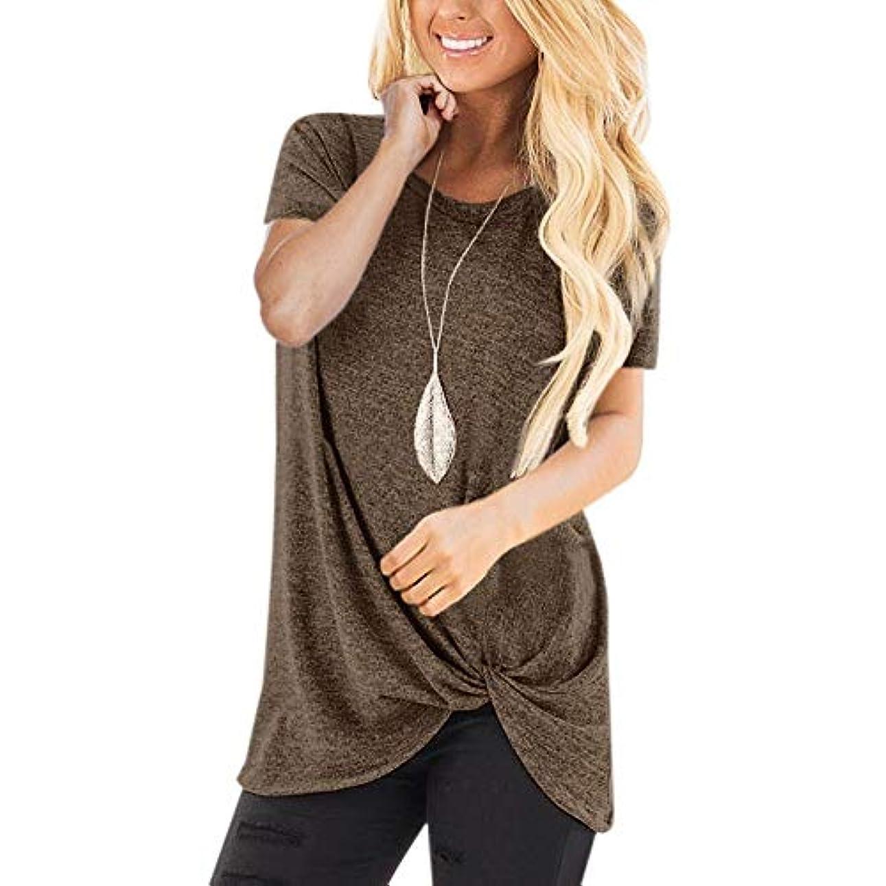 広範囲に袋広範囲にMIFAN コットンTシャツ、カジュアルTシャツ、レディースブラウス、トップス&Tシャツ、プラスサイズ、ルーズtシャツ