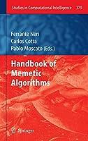 Handbook of Memetic Algorithms (Studies in Computational Intelligence)