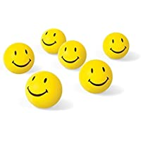 indosurgicals Smile Face Stress Squeeze Balls ( 2 )