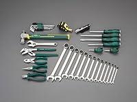 エスコ [37個組]工具セット EA57
