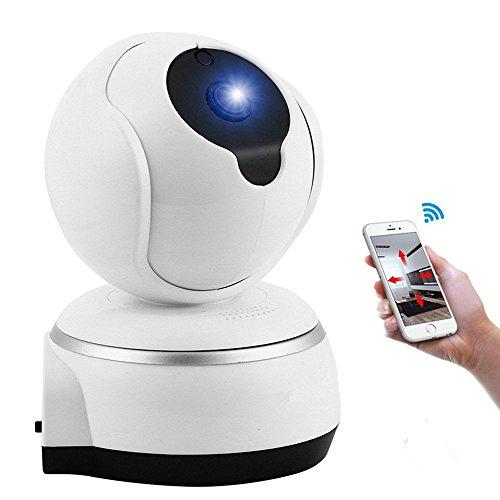 ELEGIANT ネットワークカメラ監視 ネットワーク IP WEB カメラ HD高画質 屋外屋内兼...