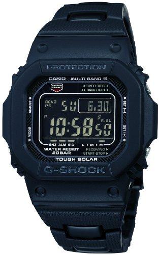 [カシオ] 腕時計 ジーショック 電波ソーラー GW-M5610BC-1JF ブラック