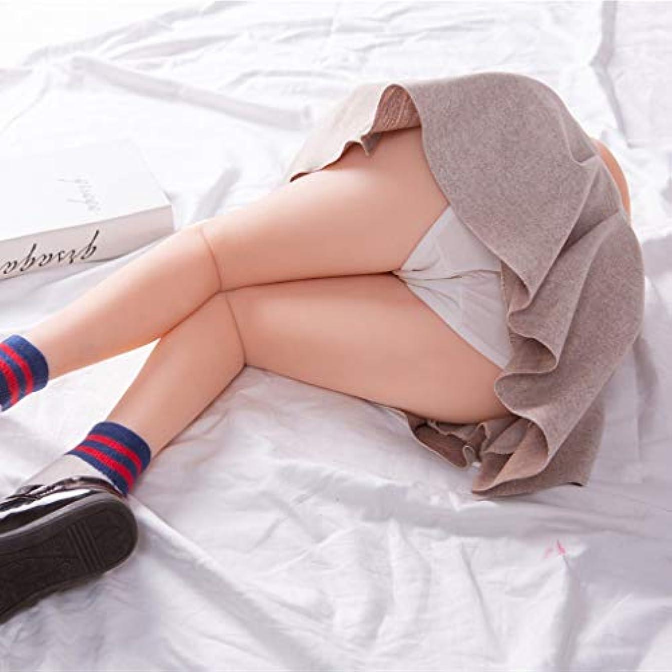 マニア鉱石はぁ初心者マンファニー大人のおもちゃリアルなスキンリアルのためのフルボディ女性シリコーントルソ愛のおもちゃ (Size : 50cm)