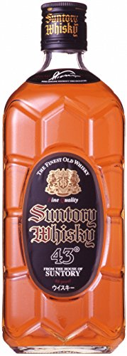 サントリーウイスキー 角瓶<黒43度> [ ウイスキー 日本 700ml ]