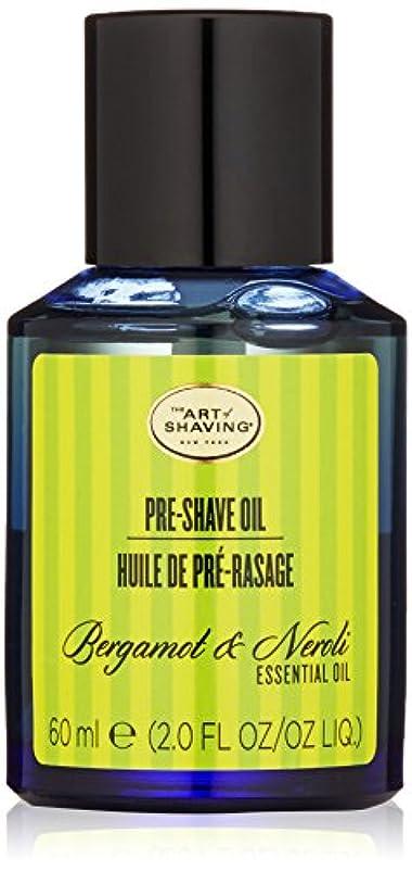迫害するパトワ促進するアートオブシェービング Pre Shave Oil - Bergamot & Neroli Essential Oil (With Pump) 60ml/2oz並行輸入品