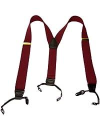 Hold-Up Suspender Co. ACCESSORY メンズ US サイズ: Large カラー: パープル