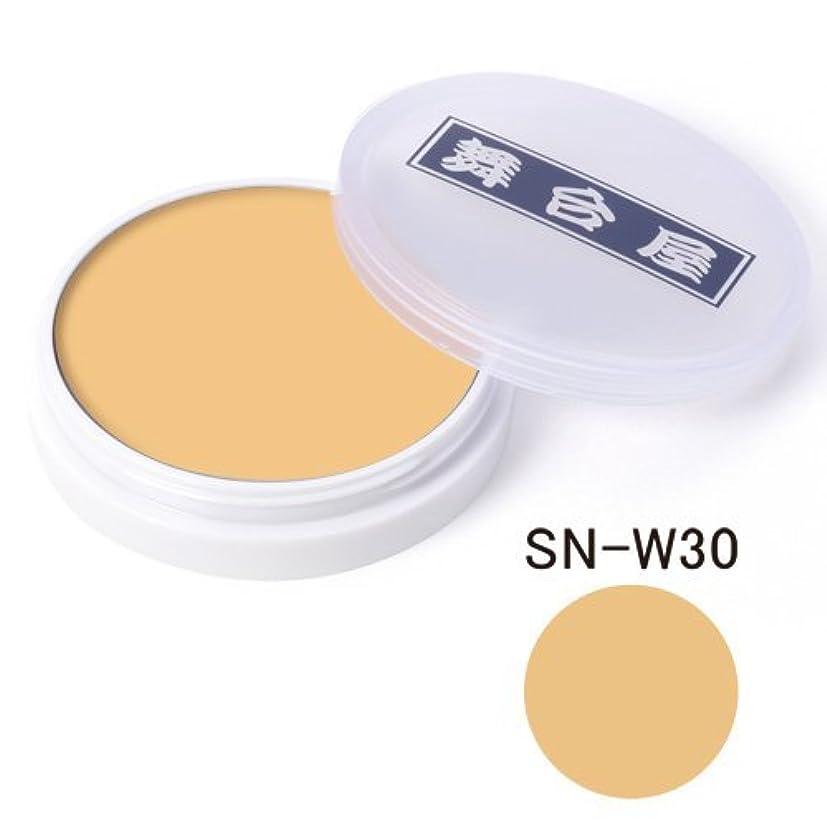 最悪松明保存舞台屋FSファンデーション (SN-W30)