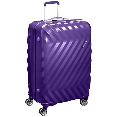 [アメリカンツーリスター] AmericanTourister スーツケース ZAVIS ゼイビス スピナー77 102L 4.2kg I25*95003 95 (ムーンライズパープル)