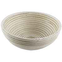 Merssavo ラウンド生地上昇ラタンパンの校正 - バスケット16*7cm