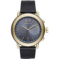 ARMANI EXCHANGE Men's AXT1023 Year-Round Smart Digital Blue Band Watch