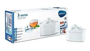BRITA ブリタ 浄水 ポット カートリッジ マクストラ 3個セット 【日本仕様・日本正規品】 MAXTRA
