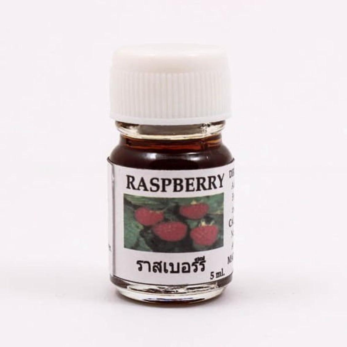 人事興奮成熟した6X Raspberry Aroma Fragrance Essential Oil 5ML cc Diffuser Burner Therapy