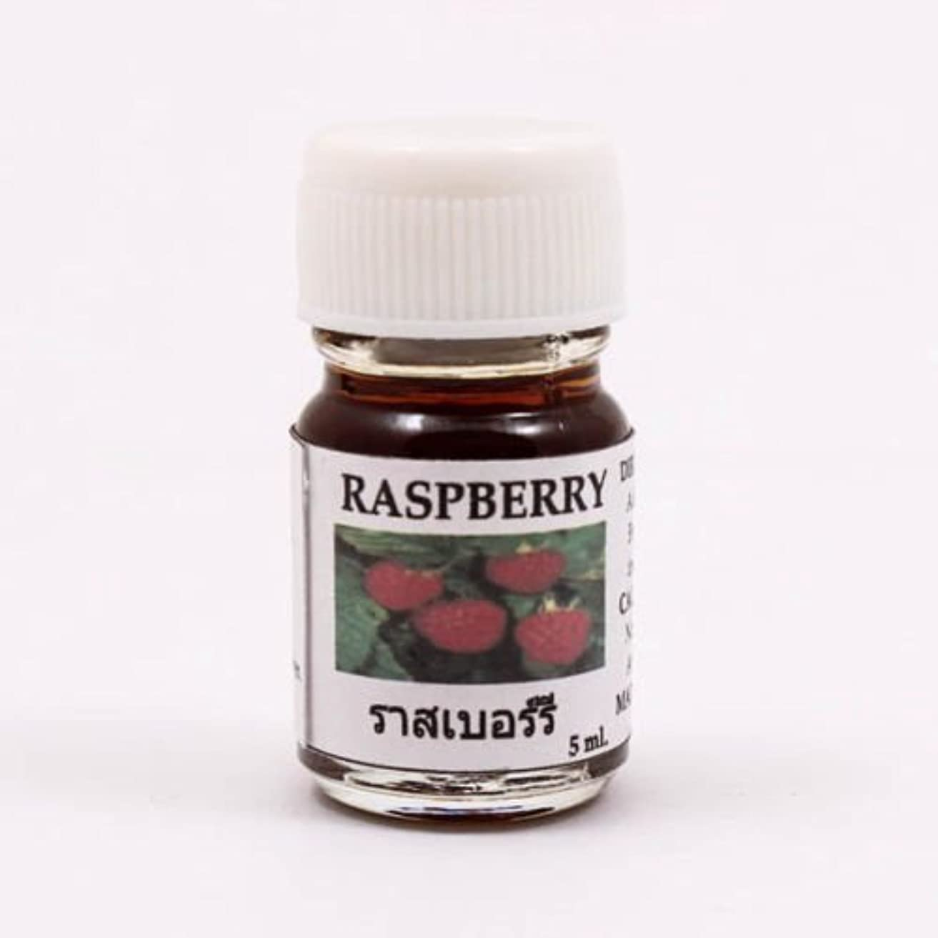 6X Raspberry Aroma Fragrance Essential Oil 5ML cc Diffuser Burner Therapy