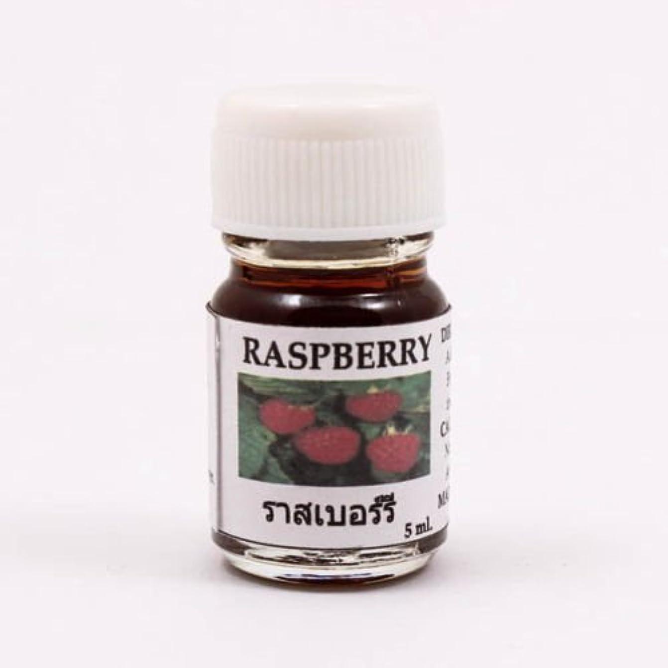 一回変成器権限6X Raspberry Aroma Fragrance Essential Oil 5ML cc Diffuser Burner Therapy