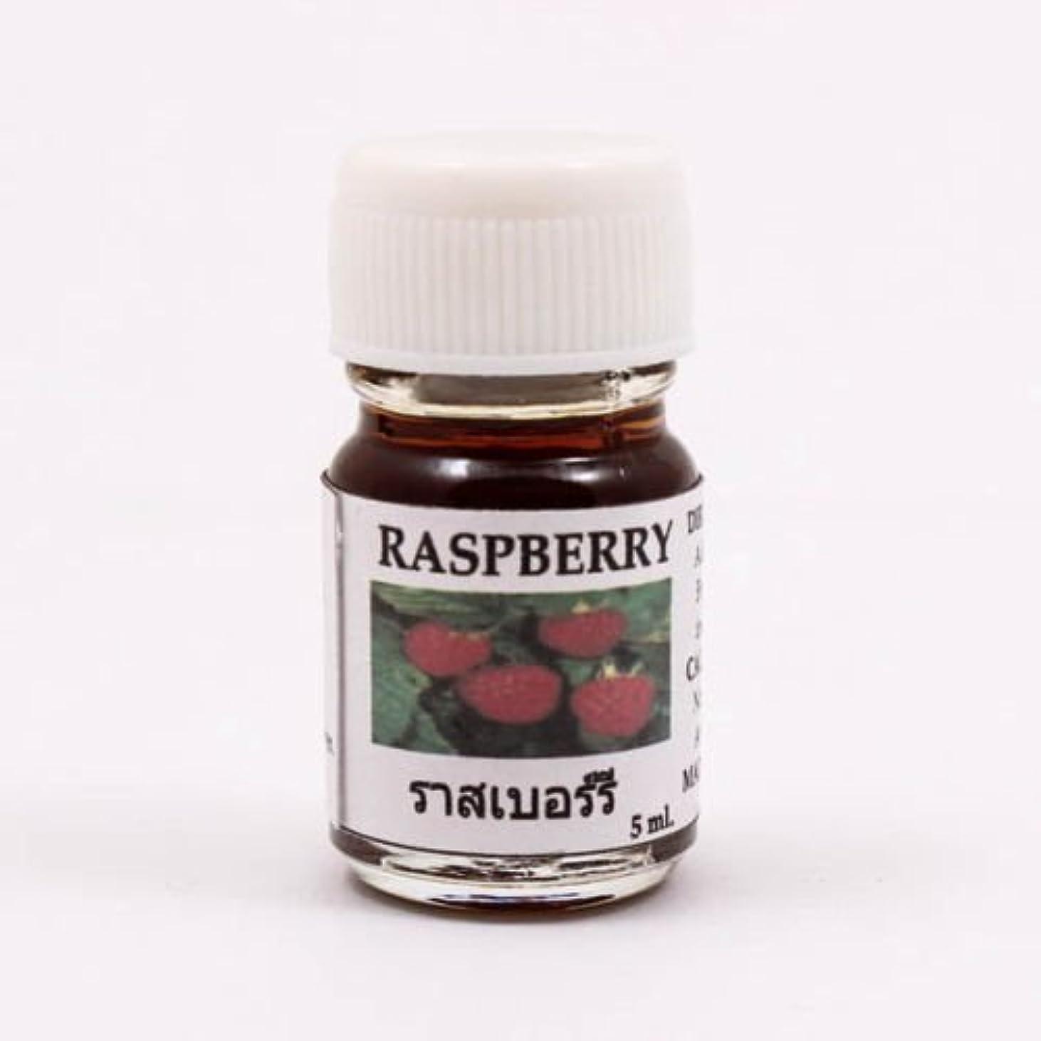 感謝する貨物あたたかい6X Raspberry Aroma Fragrance Essential Oil 5ML cc Diffuser Burner Therapy