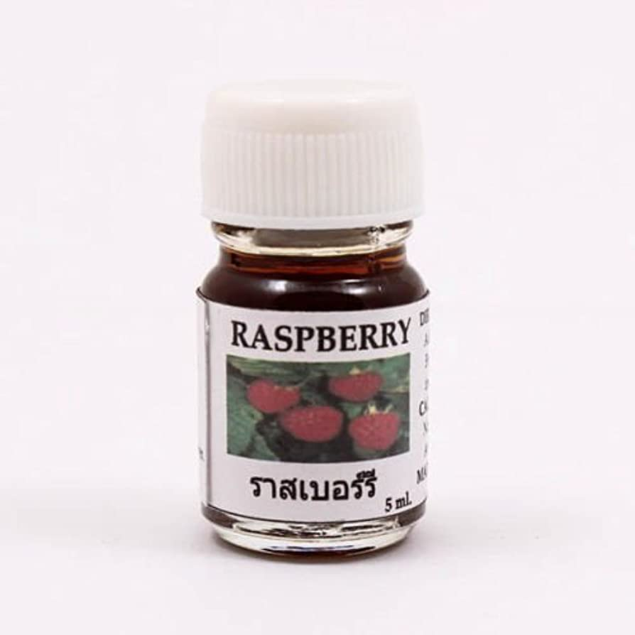 容疑者シェルターヘリコプター6X Raspberry Aroma Fragrance Essential Oil 5ML cc Diffuser Burner Therapy
