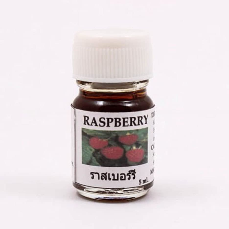 鍔アマチュア生物学6X Raspberry Aroma Fragrance Essential Oil 5ML cc Diffuser Burner Therapy