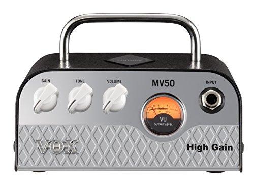 VOX 新真空管Nutube搭載 ギター・アンプ・ヘッド MV50 High Gain タイプ