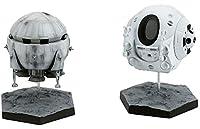 2001年宇宙の旅 アリエス号 & スペースポッド 各全高約45mm ABS製 塗装済み 完成品