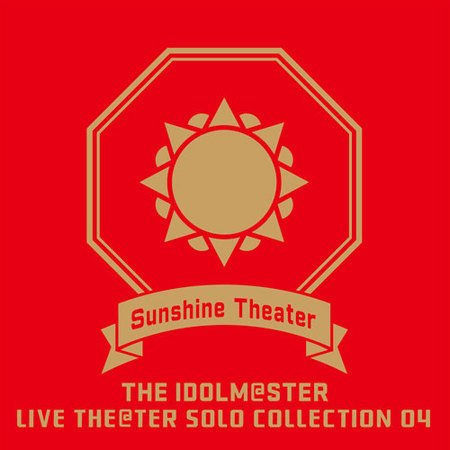 THE IDOLM @STER LIVE THE @TER SOLO COLLECTION 04 Sunshine Theater Idol master Hall limitation CD Japan Budokan