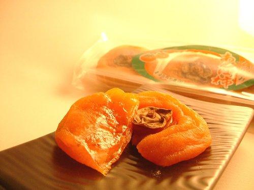 【訳あり】 和歌山 あんぽ柿 大粒 1個 80g以上×18袋 1.4kg 産地直送 干し柿 自宅用 家庭用
