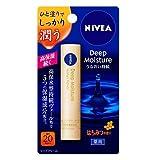 【まとめ買い】花王 ニベア ディープモイスチャーリップ はちみつの香り ×3個