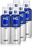 【Amazon.co.jp限定】 資生堂 【まとめ買い】 HG スーパーハード ミスト ヘアスタイリング剤 150g × 6個