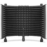 マランツプロ ボーカル録音・放送用リフレクション・フィルター マイクスタンド設置型 卓上設置 Sound Shield