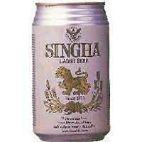 シンハー(SINGHA) 缶 330ml/24 ik Thailand beer