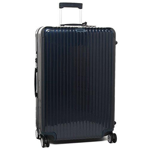 (リモワ) RIMOWA RIMOWA スーツケース リモワ 830.77.12.4 SALSA DELUXE サルサデラックス 81.5CM 97L 10泊用 4輪 TSAロック キャリーバッグ YACHTING BLUE [並行輸入品]