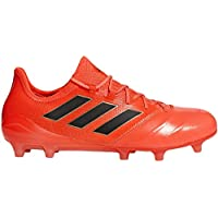 adidas Performance Mens ACE 17.1 Leather Firm Ground Football Boots - Orange