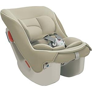 コンビ Combi チャイルドシート コッコロ S UX ヘーゼルナッツ (新生児~4歳頃対象) 取付け簡単コンパクト設計