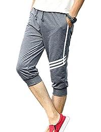 kimurea select 3ライン ジャージ メンズ 下 ハーフパンツ スエット パンツ スポーツ ヨガ ウェア 大きい サイズ