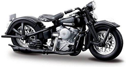 マイスト Maisto 1/18 ハーレー ダビッドソン Harley Davidson 1948 FL PANHEAD パンヘッド オートバイ Motorcycle バイク Bike Model [並行輸入品]