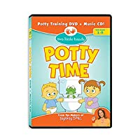 Potty Time - Dvd/CD