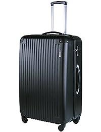 (ウィベルタ) スーツケース キャリーバッグ キャリーケース 大型 軽量モデル ABS TSAロック搭載 無料預入受託サイズ 改良版