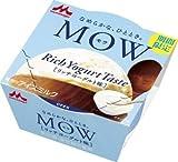 森永乳業 MOW リッチヨーグルト味 140ml×18個