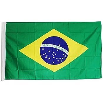 Amazon | MXTBY 90x150cm ブラジ...