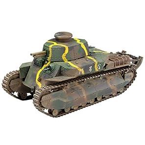 ファインモールド 1/35 ミリタリーシリーズ 帝国陸軍 八九式中戦車 甲型 プラモデル FM56