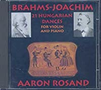 Brahms;Hungarian Dances