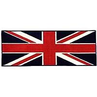 ユニオンジャック フロアマット ロングマット キッチンマット (Union Jack) イギリス国旗 UK 国旗 インテリア キッチン フロア リビング 雑貨 グッズ 生活雑貨 マット UK FLAG