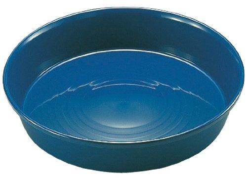 リッチェル 深皿 15号 ブルー