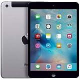 Apple iPad Mini 4 WiFi + Cellular (A1550) Space Gray (Renewed)
